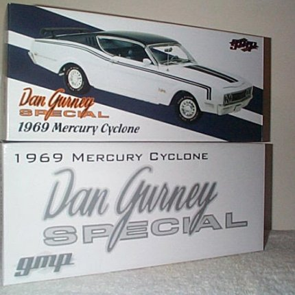 Dan Gurney Special '69 Mercury Cyclone