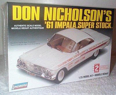 Don Nicholson '61 Impala Super Stock