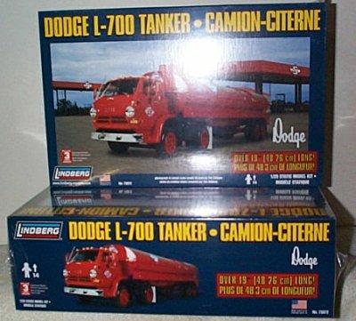 Dodge L-700  w/Skelly Trailer
