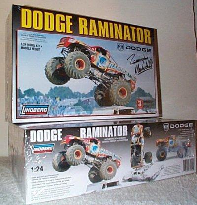 Dodge Raminator Monster Truck