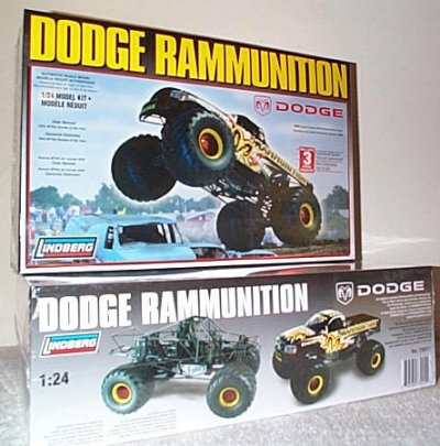 Dodge Rammunition Monster Truck