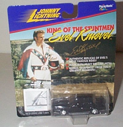 Evel Knievel Custom Sports Car