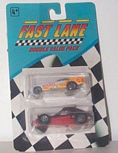 Fast Lane 2 Car Set