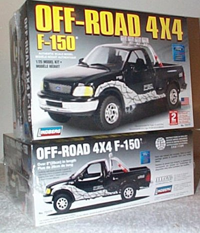 Ford F-150 4x4 Off-Road Pickup