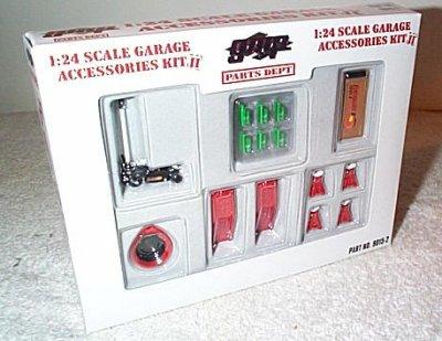 Garage Accessories Kit II GMP