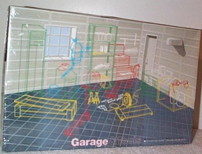 Garage & Tools Plastic Model Kit