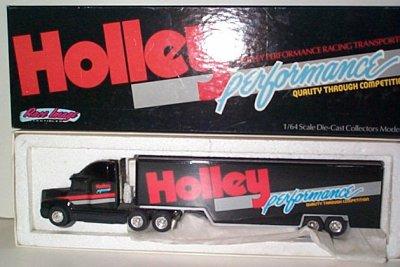 Holley Performance Freightliner Transporter