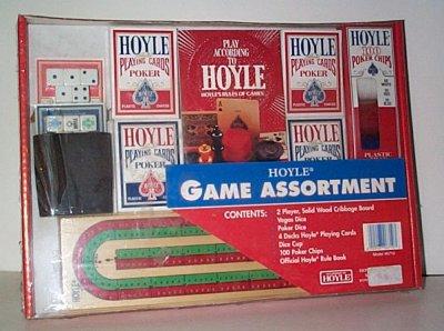 Hoyle Game Assortment Set