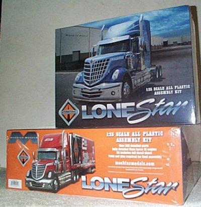International Lone Star Model Kit