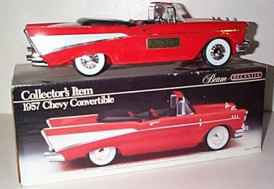 Jim Beam '57 Chevrolet Convt Decanter