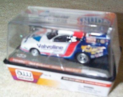 Jack Becknman Valvoline Funny Car Slot Car
