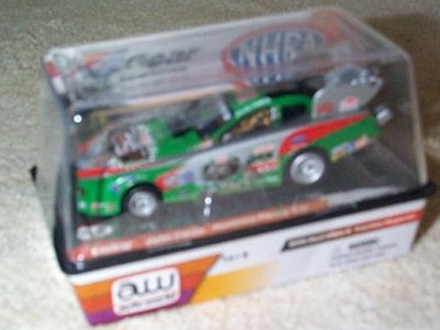 John Force Castrol GTX Funny Car Slot Car