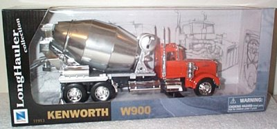Kenworth W900 Concrete Mixer Del.Tk.