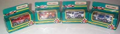 Modified Legends '91 Series # 2 Car Set