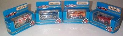 Modified Legends Series # 1 '92 Car Set