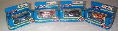 Modified Legends Series # 3 '92 Car Set