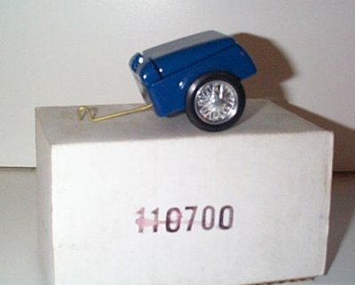 Vintage Tag-A-Long Two Wheel Trailer
