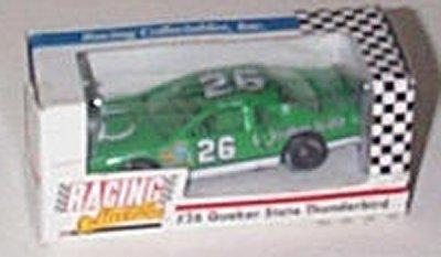 Quaker State Oil Ford Thunderbird Stock Car