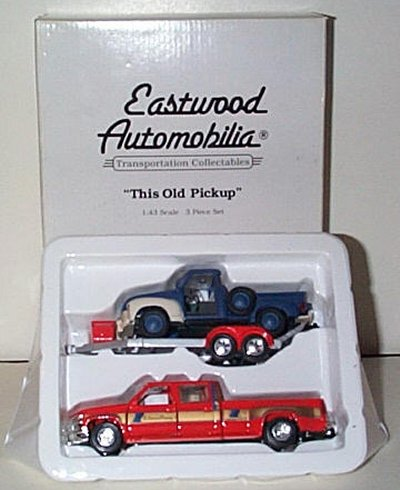 This Old Pickup Chevrolet Pickup Set