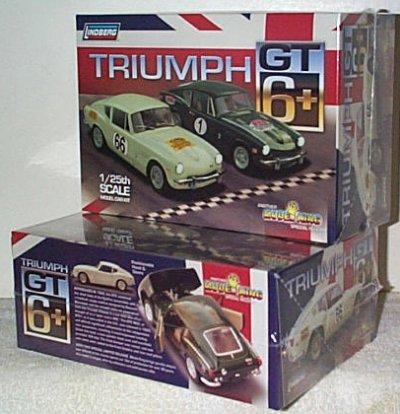 Triumph GT6+ Model King