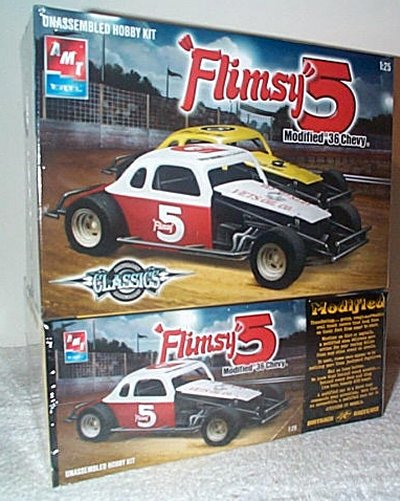 Chevy Plastic Model Modified Stock Car   Hairrs us
