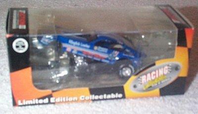 RAYMOND BEADLE BLUE MAX 1979 PLYMOUTH ARROW NITRO FUNNY CAR