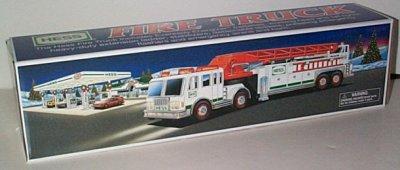 Westbury Motorsports Hess Gasoline 2000 Plastic Toy Fire