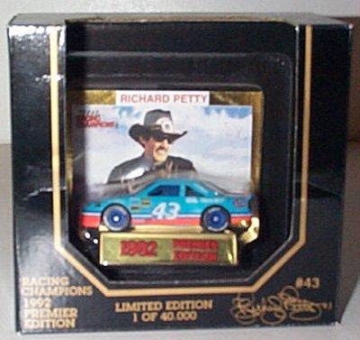 Richard Petty Motorsports >> Westbury Motorsports - RICHARD PETTY STP 1992 PONTIAC GRAND PRIX BY RACING CHAMPIONS