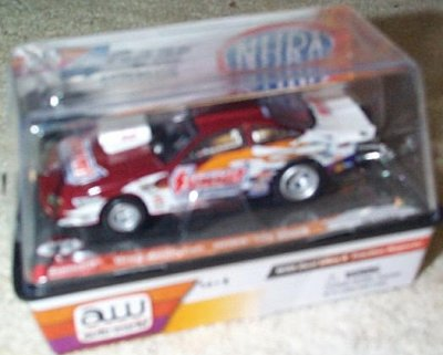Summit Auto Racing on Motorsports   Greg Anderson S Summit Racing Pro Stock Slot Car Nib